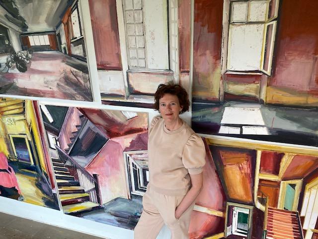 Hanne Schmidt, Kunst i kirker, Gentofte